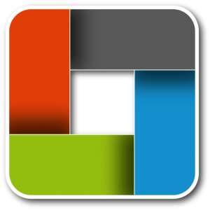 clara application square coloured logo