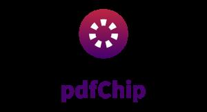 pdfchip purple wheel logo
