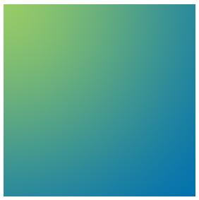 xmpie circle blue and green C logo