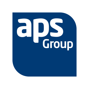 blue aps group logo