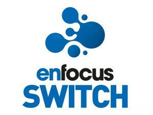 enfocus switch blue splat logo