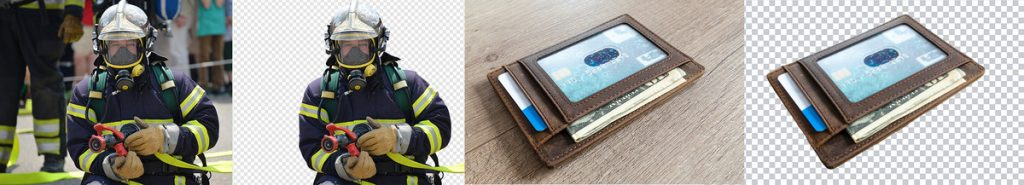 elpical claro fireman cutout and wallet with remove.bg